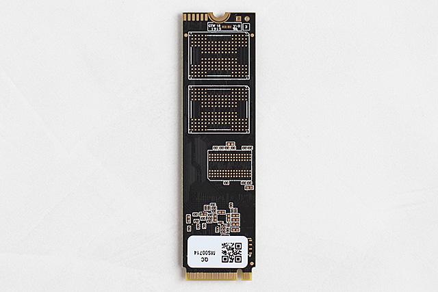 最速スペックの SSD M.2